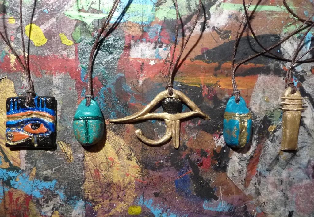 egyptian good luck charm