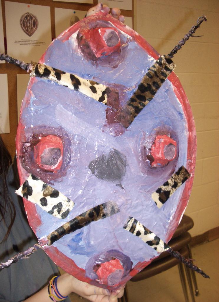 Going Tribal: African Shields   ArtClubBlog