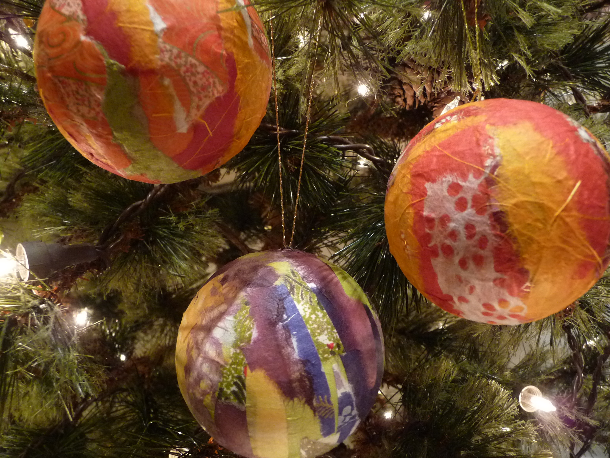 Paper mache ornaments - Materials Selection Of Japanese Paper Paper M Ch