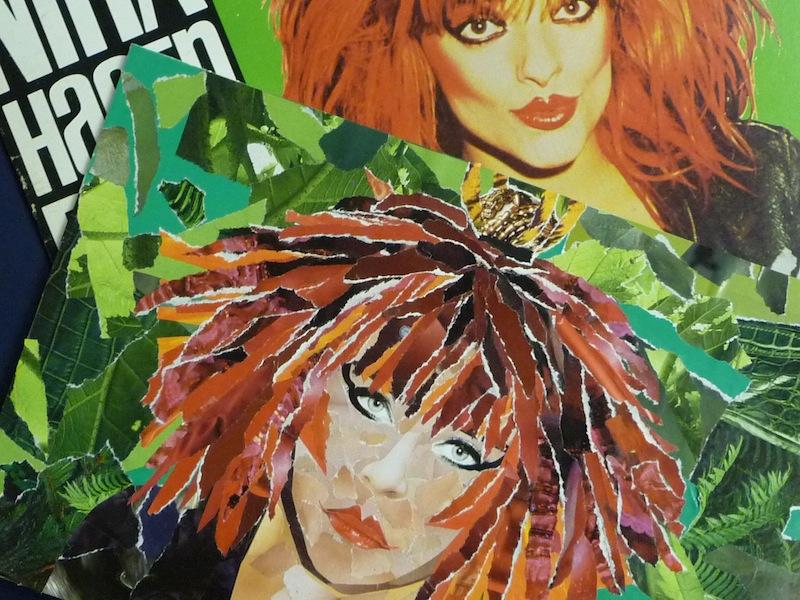 Torn Paper Collage | ArtClubBlog