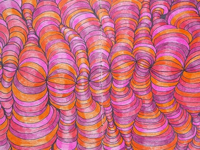 Line Design Op Art : Op art inspired line drawing artclub