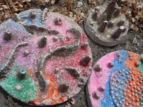 Rainbow Sand Casting