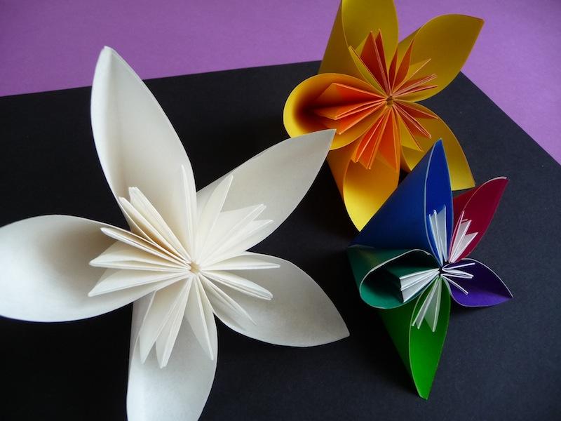 Origami artclubblog origami flower mightylinksfo