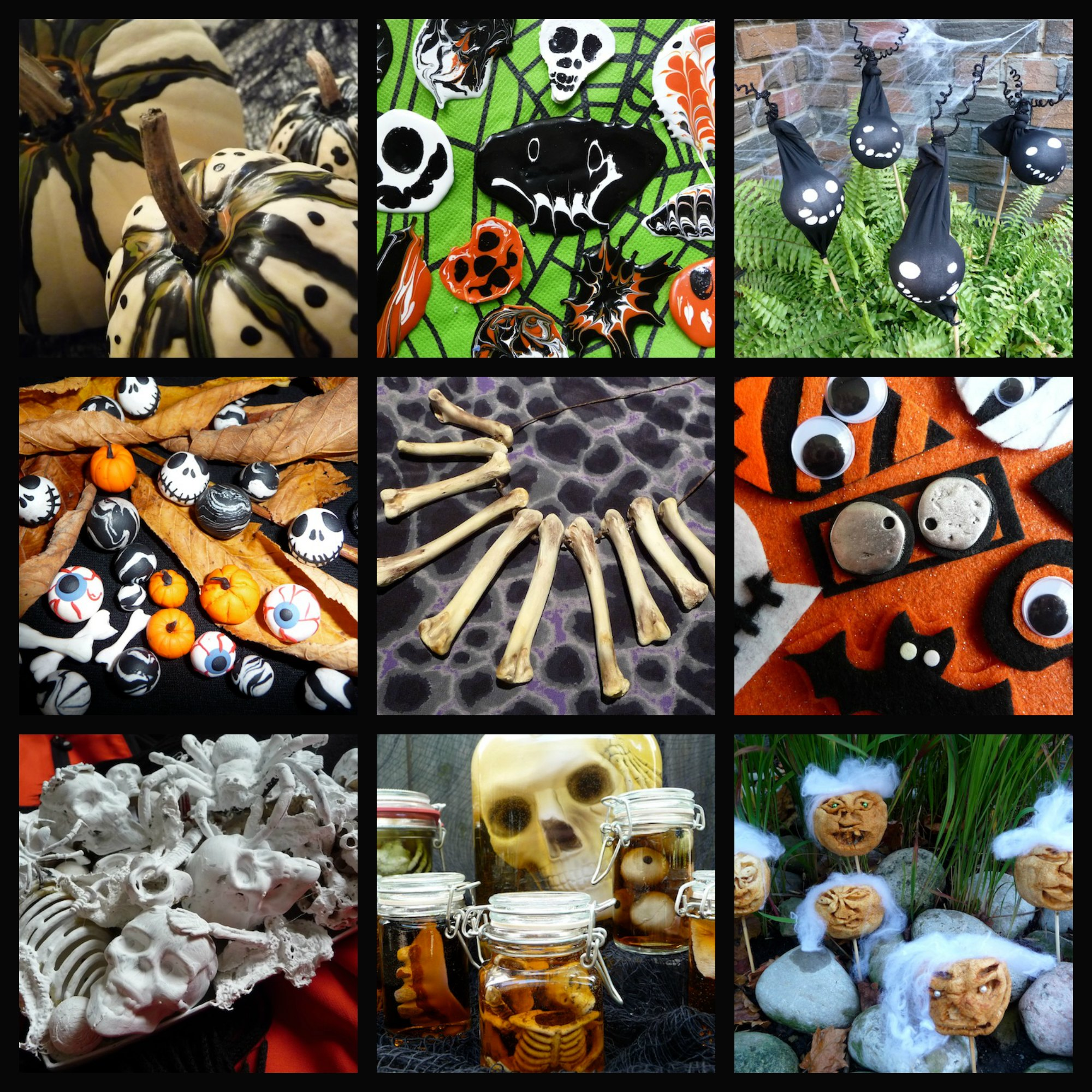 Halloween Crafts And Decorations: Arts And Crafts For Kids