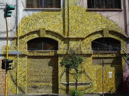 Rome graf-Blu mural @ Porto Fluviale